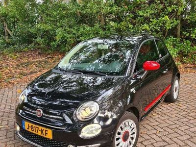 tweedehands Fiat 500 1.2 Rosso Amore Edition Pano/PDC) Minimale schade!