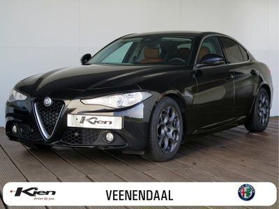 tweedehands Alfa Romeo Giulia 2.2 Super | Incl. Winterwielen | Tabacco Leder-Stof | Navigatie