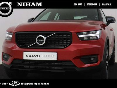 tweedehands Volvo XC40 T5 RECHARGE R-DESIGN HK-AUDIO|ADAP.CRUISE|360°CAME
