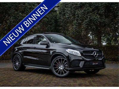 tweedehands Mercedes GLE43 AMG AMG Coupé 4MATIC, Leder, Pano, PDC, Start/Stop, 22'',