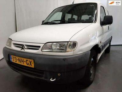 tweedehands Citroën Berlingo 1.4i Multispace Export Schade