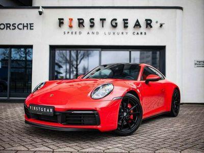 tweedehands Porsche 911 Carrera 4S 992 992 3.0*BOSE / Adap. Sportstoelen / Me