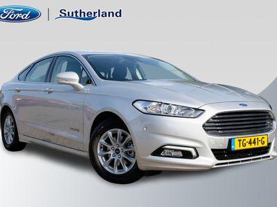 tweedehands Ford Mondeo 2.0 IVCT HEV Titanium Automaat 187PK Navigatie | Climate control | Cruise control | Voorruit verwarming |