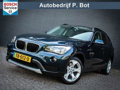 tweedehands BMW X1 sDrive16d High Executive Leder / Navigatie / PDC