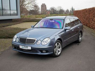 tweedehands Mercedes E500 Avantgarde 4-Matic youngtimer BTW auto