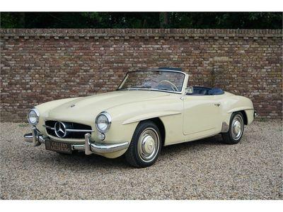 tweedehands Mercedes 190 Matching numbers fully restored