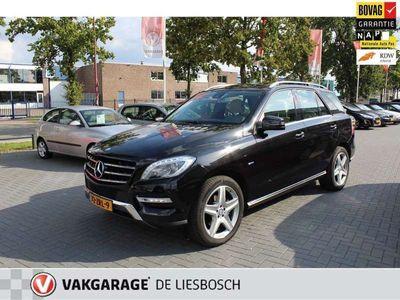 tweedehands Mercedes 350 M-KlasseBlueTEC designo AMG schuifdak origineel nederlands