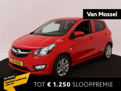 tweedehands Opel Karl 1.0 ecoFLEX 75pk Cosmo | Lichtmetaal | Cruise-control