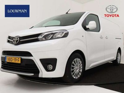 tweedehands Toyota Proace Worker 2.0 D-4D Professional Long | BTW auto | Nav