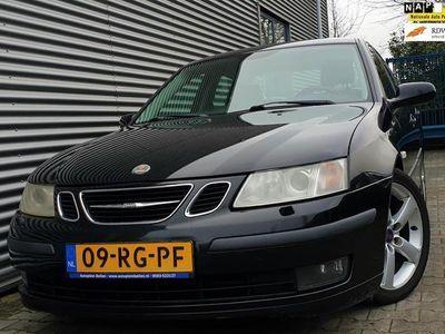 tweedehands Saab 9-3 Sport Sedan 2.2 TID Vector M6 03-2005 Zwart