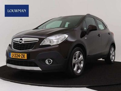 tweedehands Opel Mokka 1.4 T 140pk Edition   Stoel en Stuur verwarming  