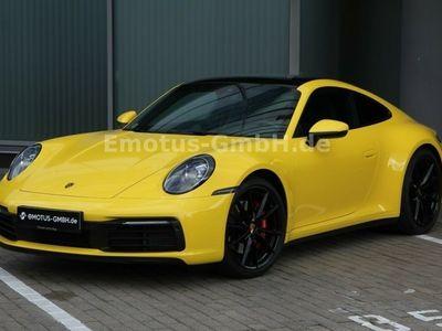 tweedehands Porsche 911 Carrera 4S Sport Chrono Plus| Stoelverk. | Pano