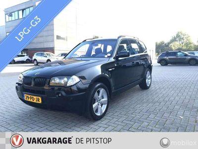 tweedehands BMW X3 2.5i Executive Youngtimer