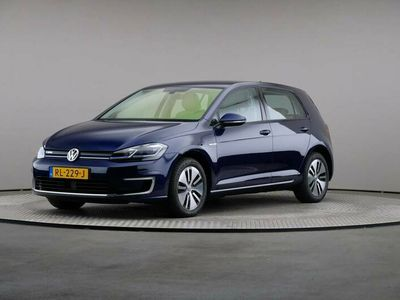 tweedehands VW Golf VII e-Golf, Automaat, LED, Leder, Navigatie