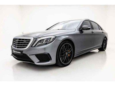 tweedehands Mercedes S63 AMG AMG 4Matic Lang 858 PK Renntech Nw. Prijs € 259.010 Carbon Pano Burmester Geïnteresseerd?