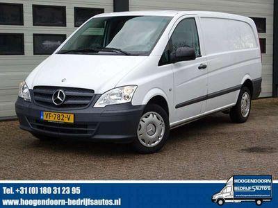 tweedehands Mercedes Vito 110 CDI Lang L2 - Cruise - Airco