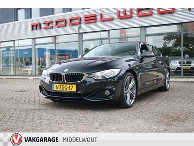 "tweedehands BMW 428 4 Serie Gran Coupé i High Executive Aut/Innov.Pack/19""/LED/El.Sportstoelen"