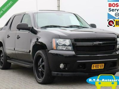 tweedehands Chevrolet Avalanche USA5.3 V8 4WD LPG G3 OPEN DAK NETTE AUTO