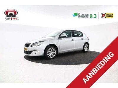tweedehands Peugeot 308 1.2 PureTech Allure Navigatie, Camera, Climate, Trekhaak