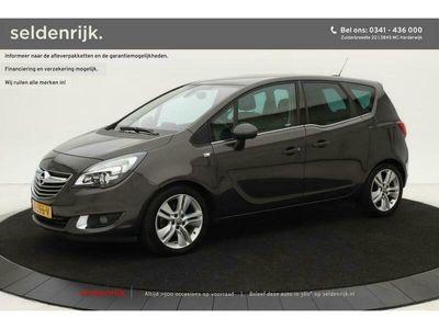 tweedehands Opel Blitz Meriva 1.4 TurboBi-Fuel   Navigatiepakket   Blitz+
