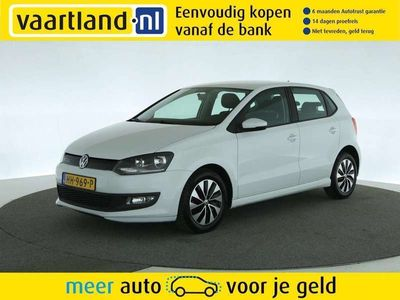 tweedehands VW Polo 1.0 TSI Executive Plus 5-drs [ navi airco cruise ]