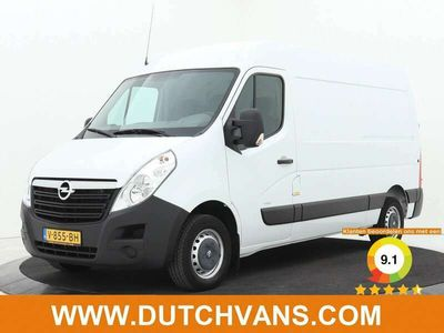tweedehands Opel Movano 2.3CDTI L2H2   Airco   3-Persoons