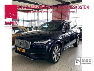 tweedehands Volvo XC90 ( € 51.908,- INCL. BTW ) BWJ 2016 2.0 T8 Twin Engi