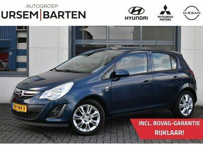 tweedehands Opel Corsa 1.4-16V Cosmo 100PK airco lm velgen