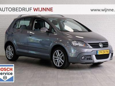 tweedehands VW Golf Plus Cross 1.9 TDI Sportline Trekhaak | Clima | 17 inch