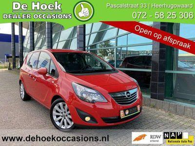 tweedehands Opel Meriva 1.4 Turbo Cosmo 141 PK Cruise/Pdc/Lmv ! ✅
