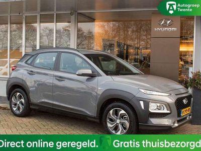 tweedehands Hyundai Kona 1.6 GDI HEV Comfort Life | Carplay | Climate contr