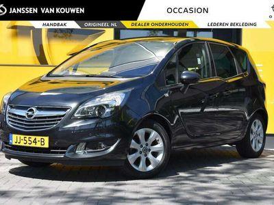 tweedehands Opel Blitz Meriva 1.4 Turbo120 PK | Leder | Navi | AGR | Wint