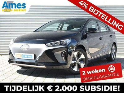 tweedehands Hyundai Ioniq Comfort EV | Netto bijtelling vanaf €42 p.m. | 4%