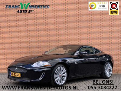 tweedehands Jaguar XK 5.0 V8 Coupé Portfolio | Xenon | Leder | Keyless G