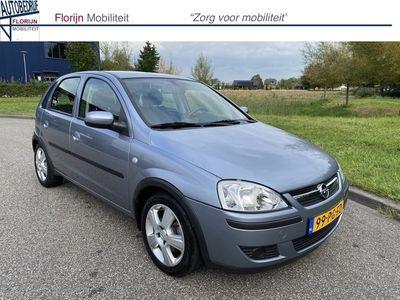 tweedehands Opel Corsa 1.4-16V Sport | Automaat Cruise Airco 5-deurs