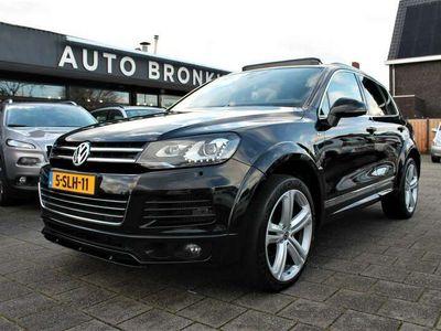 tweedehands VW Touareg 3.0 TDI AUT R-LINE | WIDE BODY | PANORAMADAK | NL