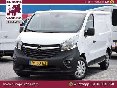 tweedehands Opel Vivaro 1.6 CDTI 125pk BiTurbo L1H1 Edition Camera/Navi 11