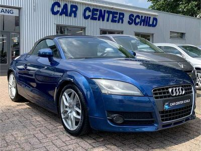 tweedehands Audi TT Roadster 2.0 TFSI quattro, AUTOM, 200PK, LEDER, CR