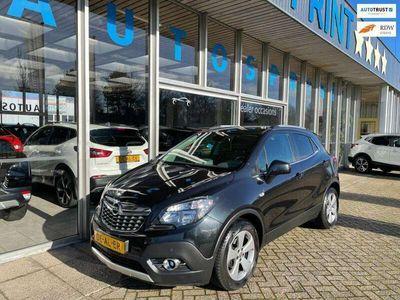 tweedehands Opel Mokka 1.4 T Cosmo / 140PK / AUTOMAAT / NAVIGATIE / CRUIE