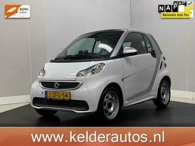 tweedehands Smart ForTwo Coupé Έlectric drive Airco | Leer