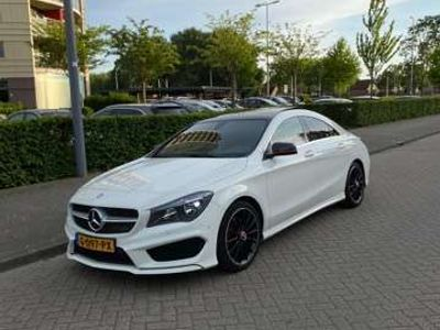 tweedehands Mercedes CLA220 220 CDI Prestige AMG-Line