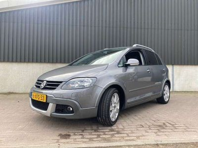 tweedehands VW Golf Plus Cross 1.4 TSI Navigatie Apk Airco