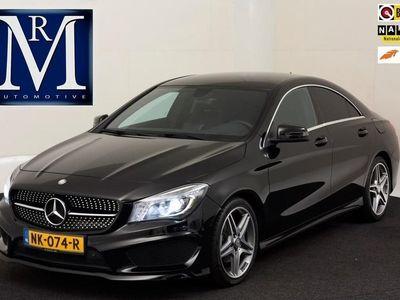 tweedehands Mercedes CLA200 AMG Dealer onderhouden | RIJKLAAR | INCL 6 MND BOVAG GARANTIE |