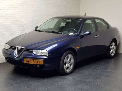 tweedehands Alfa Romeo 156 1.6 TS Leer Airco Cruise Trekhaak Nap