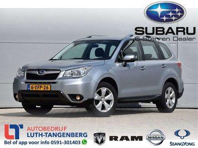 tweedehands Subaru Forester 2.0 Luxury | Navi ✅| Trekhaak ✅|