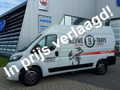 tweedehands Fiat Ducato 33 2.3 MultiJet L2H2 Full option Abarth Automaat m