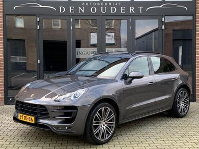 tweedehands Porsche Macan Turbo 3.6 Panorama/Luchtvering/21inch/ VOL VOL