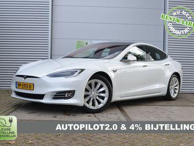 tweedehands Tesla Model S 90D (4x4) AutoPilot2.0+FSD 57.437ex