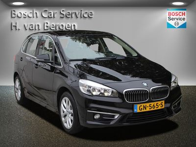 tweedehands BMW 218 218 Active Tour. 2.0 D AUT Luxury