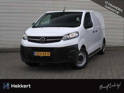 tweedehands Opel Vivaro Edition GB 1.5 Diesel 100pk L2H1 ACHTERUITRIJCAMER